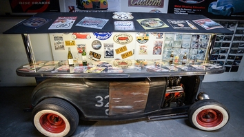 1932 Ford Roadster Bar